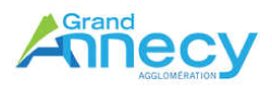 Logo Grand Annecy agglomération